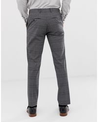 Pantalones Jack & Jones de hombre de color Gray