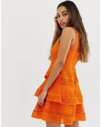 Vestido New Look de color Orange