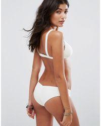 Billabong - Multicolor Ribbed Bikini Bottom - Lyst