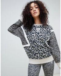 Свитшот С Принтом Adidas Originals, цвет: Black