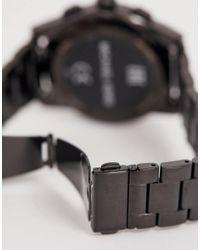 Reloj inteligente para hombre con esfera en negro MKT5029 Michael Kors de hombre de color Black