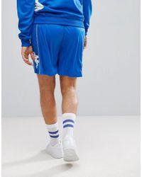 Kappa Blue Alba Training Shorts for men