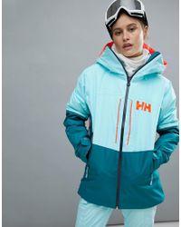 Helly Hansen - Freedom Jacket In Blue - Lyst