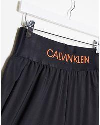 Спортивные Шорты , 7 Дюймов-черный Calvin Klein для него, цвет: Black