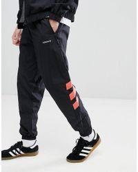 adidas pantalon noir homme vintage