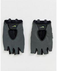 Fundamental - Gants de fitness - Gris Nike pour homme en coloris Gray