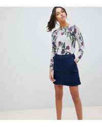 e080b10b0 Women's Blue Denim. See more Oasis Mini skirts.