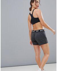 Nike - Shorts In Black - Lyst