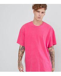 Reclaimed (vintage) Pink for men
