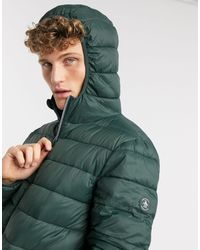 Original Penguin Green Padded Jacket for men