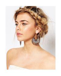 ALDO - Metallic Sassola Drop Earrings - Lyst
