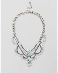 ALDO - Metallic Ldo Cignolo Statement Necklace - Lyst
