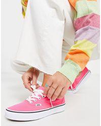 Розовые Кеды Era-розовый Цвет Vans, цвет: Pink
