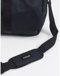 FCUK - Borsa grande di French Connection in Black da Uomo