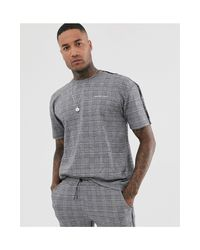 Camiseta extragrande Good For Nothing de hombre de color Gray