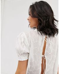 Letters To Juliet - T-shirt di Free People in White