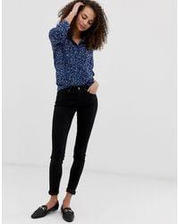 Maya - Jeans skinny di ONLY in Black