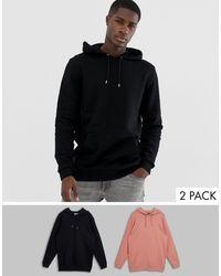 Lot ASOS pour homme en coloris Black