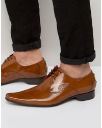 Jeffery West   Brown Centre Seam Shoes for Men   Lyst
