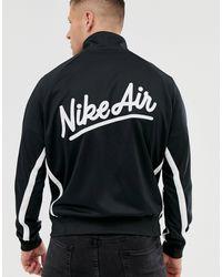Veste Nike pour homme en coloris Black