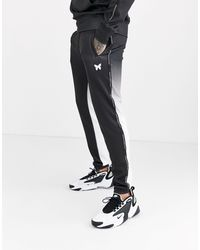 Good For Nothing Black joggers for men