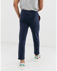 Pantalones BOSS by Hugo Boss de hombre de color Blue