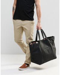 Herschel Supply Co. | Black Bamfield Oversized Tote Bag 59l | Lyst