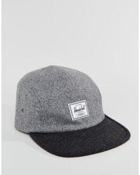 Herschel Supply Co. | Glendale Cap In Gray for Men | Lyst