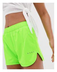 Short basique ASOS 4505 en coloris Green