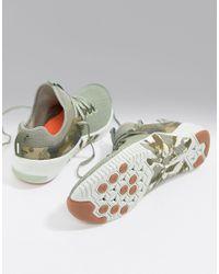 cf7c45f6fa25e Nike Metcon Free Sneakers In Camo Ah8141-002 in Green for Men - Lyst