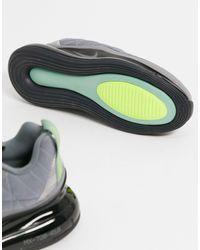 Nike – Air Max 720-818 – Sneaker in Gray für Herren