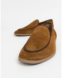 ASOS Brown Loafers for men