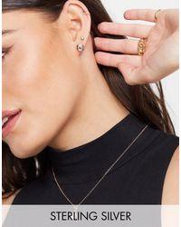 Emilia - Coffret cadeau avec collier et boucles d