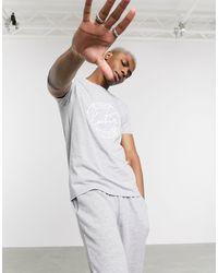 T-shirt à imprimé tampon The Couture Club pour homme en coloris White