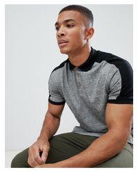 ASOS Gray Polo Shirt for men