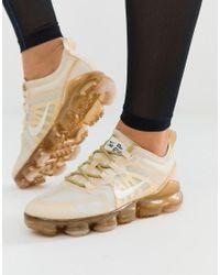 Nike White – Vapormax 19 – Sneaker