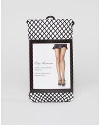 Leg Avenue Black Fishnet Pantyhose