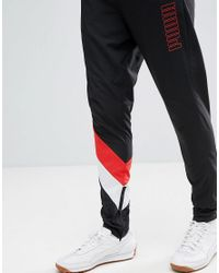 PUMA - Heritage Joggers In Black 57500651 for Men - Lyst