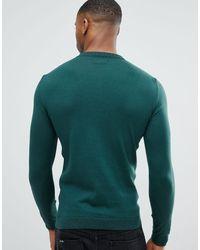 Pack ASOS de hombre de color Green