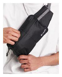 Черная Сумка-кошелек На Пояс Tandem Trail-черный Columbia для него, цвет: Black