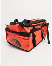 The North Face Red Base Camp Small 50l Duffel Bag for men