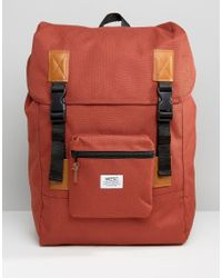 Wesc - Blue Rhody Solid Backpack for Men - Lyst