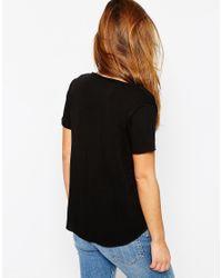 ASOS | Black The New Forever T-shirt | Lyst