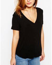 ASOS Black The New Forever T-shirt