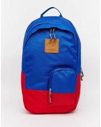 Abuze London Red Buze London Backpack for men