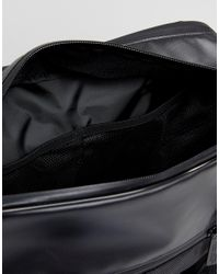 Adidas Originals - Airliner Sport Bag In Black for Men - Lyst