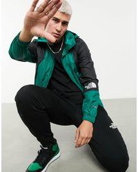 Mountain - Veste coupe-vent légère The North Face pour homme en coloris Green