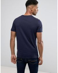 Polo Ralph Lauren T-shirt With Crew Neck In Blue for men