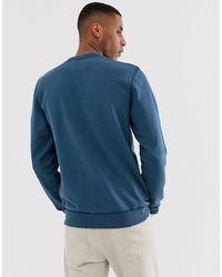 Callington - Felpa girocollo stampata blu navy di Jack Wills in Blue da Uomo