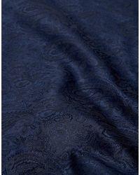 Jack & Jones - Blue Pocket Square for Men - Lyst